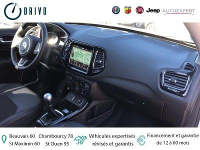 Jeep Compass 1.4 MultiAir II 140ch Limited 4x2 Euro6d-T - <small></small> 24.780 € <small>TTC</small> - #6