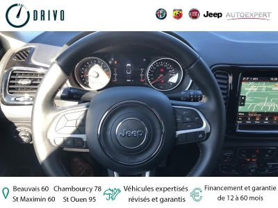 Jeep Compass 1.4 MultiAir II 140ch Limited 4x2 Euro6d-T - <small></small> 24.780 € <small>TTC</small> - #9