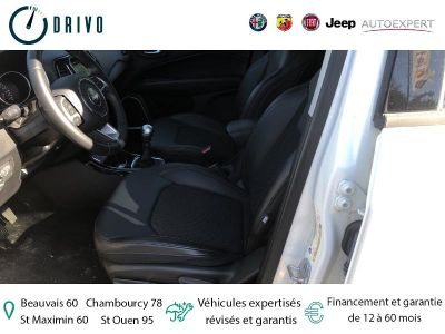 Jeep Compass 1.4 MultiAir II 140ch Limited 4x2 Euro6d-T - <small></small> 24.780 € <small>TTC</small> - #11