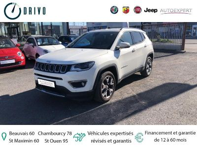 Jeep Compass 1.4 MultiAir II 140ch Limited 4x2 Euro6d-T - <small></small> 24.780 € <small>TTC</small> - #16