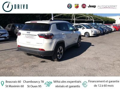 Jeep Compass 1.4 MultiAir II 140ch Limited 4x2 Euro6d-T - <small></small> 24.780 € <small>TTC</small> - #17