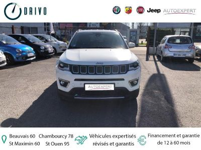 Jeep Compass 1.4 MultiAir II 140ch Limited 4x2 Euro6d-T - <small></small> 24.780 € <small>TTC</small> - #19