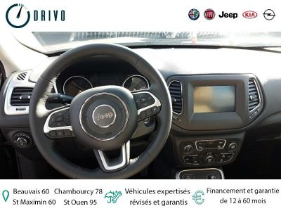 Jeep Compass 1.6 MultiJet II 120ch Longitude 4x2 Euro6d-T - <small></small> 24.450 € <small>TTC</small> - #7