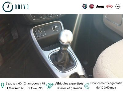Jeep Compass 1.6 MultiJet II 120ch Longitude 4x2 Euro6d-T - <small></small> 24.450 € <small>TTC</small> - #10