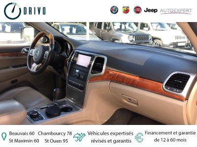 Jeep Grand Cherokee 3.0 CRD241 V6 FAP Overland - <small></small> 21.980 € <small>TTC</small> - #6