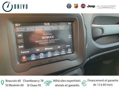 Jeep Renegade 1.0 GSE T3 120ch Opening Edition Basket Series with LNB - <small></small> 21.950 € <small>TTC</small> - #8