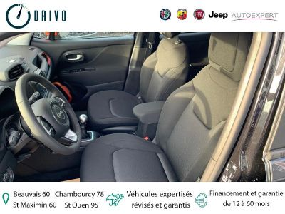 Jeep Renegade 1.0 GSE T3 120ch Opening Edition Basket Series with LNB - <small></small> 21.950 € <small>TTC</small> - #11