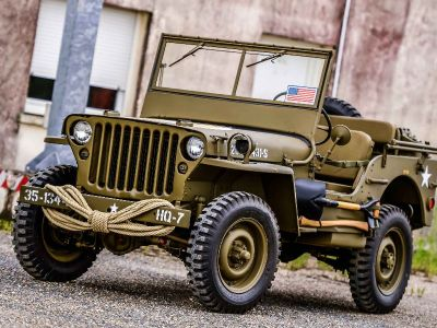Jeep Willys MB 1944 - <small></small> 35.000 € <small>TTC</small> - #1