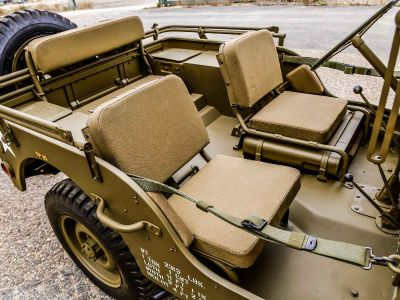 Jeep Willys MB 1944 - <small></small> 35.000 € <small>TTC</small> - #2
