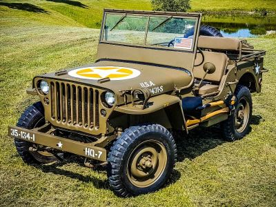 Jeep Willys MB 1944 - <small></small> 35.000 € <small>TTC</small> - #4