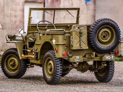Jeep Willys MB 1944 - <small></small> 35.000 € <small>TTC</small> - #5