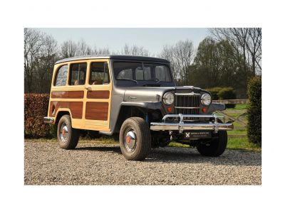 Jeep Willys Willys Station Wagon - <small></small> 90.000 € <small>TTC</small> - #1