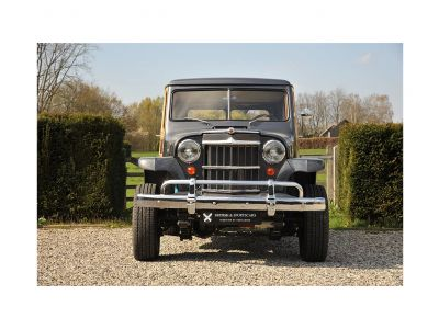 Jeep Willys Willys Station Wagon - <small></small> 90.000 € <small>TTC</small> - #2