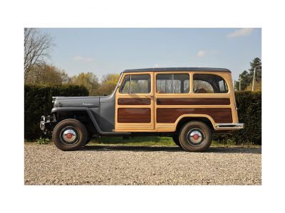 Jeep Willys Willys Station Wagon - <small></small> 90.000 € <small>TTC</small> - #3