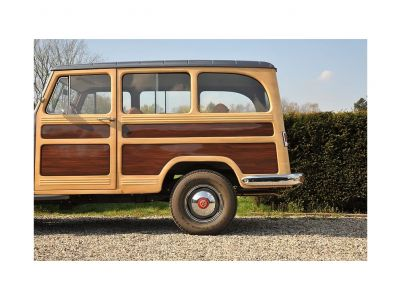 Jeep Willys Willys Station Wagon - <small></small> 90.000 € <small>TTC</small> - #8
