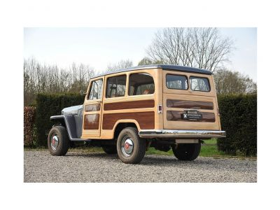 Jeep Willys Willys Station Wagon - <small></small> 90.000 € <small>TTC</small> - #9