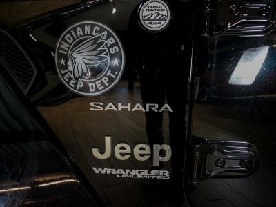 Jeep Wrangler 2.0 T 272CH UNLIMITED SAHARA COMMAND-TRAC BVA8 - <small></small> 62.900 € <small>TTC</small>