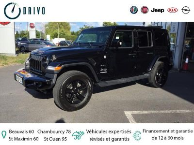 Jeep WRANGLER 2.0 T 272ch Unlimited Sahara Command-Trac BVA8