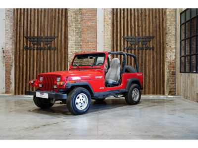 Jeep Wrangler 2.5i Sport - FUNCAR nbr 1!!! - <small></small> 7.999 € <small>TTC</small> - #1