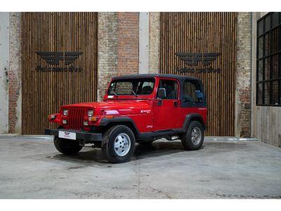 Jeep Wrangler 2.5i Sport - FUNCAR nbr 1!!! - <small></small> 7.999 € <small>TTC</small> - #3
