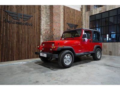 Jeep Wrangler 2.5i Sport - FUNCAR nbr 1!!! - <small></small> 7.999 € <small>TTC</small> - #4