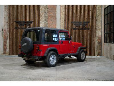 Jeep Wrangler 2.5i Sport - FUNCAR nbr 1!!! - <small></small> 7.999 € <small>TTC</small> - #6