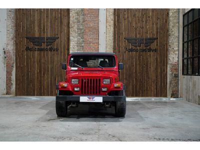 Jeep Wrangler 2.5i Sport - FUNCAR nbr 1!!! - <small></small> 7.999 € <small>TTC</small> - #8