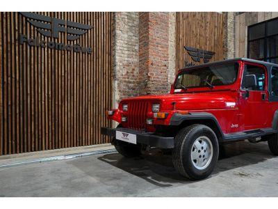 Jeep Wrangler 2.5i Sport - FUNCAR nbr 1!!! - <small></small> 7.999 € <small>TTC</small> - #9