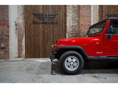 Jeep Wrangler 2.5i Sport - FUNCAR nbr 1!!! - <small></small> 7.999 € <small>TTC</small> - #10