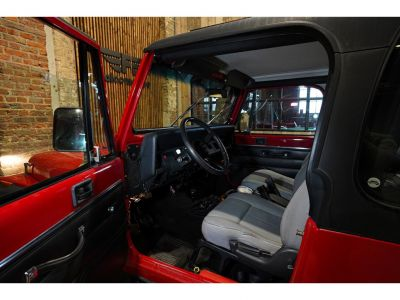 Jeep Wrangler 2.5i Sport - FUNCAR nbr 1!!! - <small></small> 7.999 € <small>TTC</small> - #11