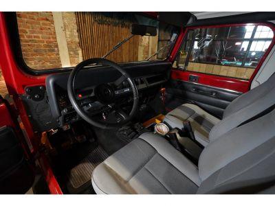Jeep Wrangler 2.5i Sport - FUNCAR nbr 1!!! - <small></small> 7.999 € <small>TTC</small> - #12