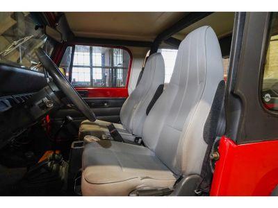 Jeep Wrangler 2.5i Sport - FUNCAR nbr 1!!! - <small></small> 7.999 € <small>TTC</small> - #13