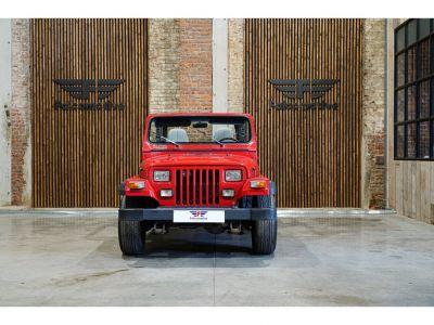 Jeep Wrangler 2.5i Sport - FUNCAR nbr 1!!! - <small></small> 7.999 € <small>TTC</small> - #17