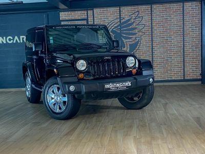 Jeep Wrangler 2.8 CRD FAP 2007 70ème anniversaire PHASE 2 - <small></small> 34.900 € <small>TTC</small> - #1