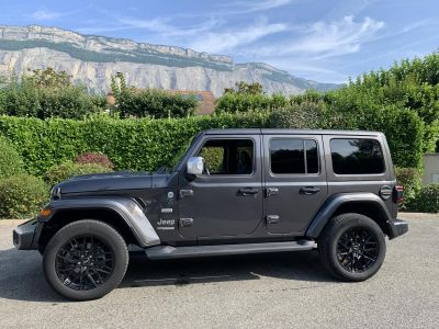 Jeep Wrangler Unlimited Overland TVA RECUPERABLE - <small></small> 57.950 € <small></small> - #4