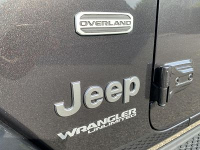 Jeep Wrangler Unlimited Overland TVA RECUPERABLE - <small></small> 57.950 € <small></small> - #16