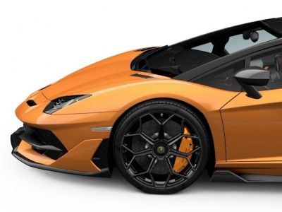 Lamborghini Aventador Lamborghini Aventador SVJ Roadster, FULL CARBON, SOUND SYSTEM, CAMERA, DAB - <small></small> 549.000 € <small>TTC</small>