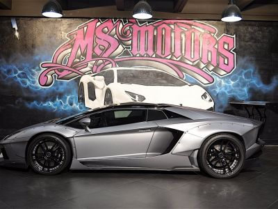 Lamborghini Aventador roadster 6.5 V12 LP 700-4 LIBERTY WALK - <small></small> 359.900 € <small>TTC</small>