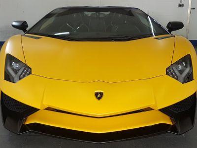 Lamborghini Aventador SV ROADSTER lp-750 - <small></small> 550.000 € <small>TTC</small> - #1