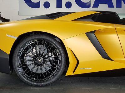 Lamborghini Aventador SV ROADSTER lp-750 - <small></small> 550.000 € <small>TTC</small> - #4