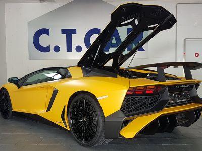 Lamborghini Aventador SV ROADSTER lp-750 - <small></small> 550.000 € <small>TTC</small> - #6