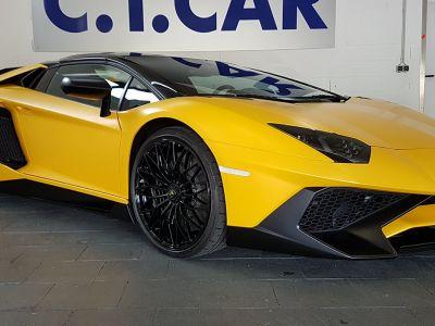 Lamborghini Aventador SV ROADSTER lp-750 - <small></small> 550.000 € <small>TTC</small> - #8