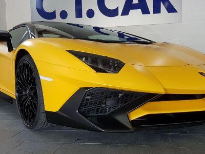 Lamborghini Aventador SV ROADSTER lp-750 - <small></small> 550.000 € <small>TTC</small> - #10