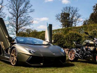 Lamborghini Aventador V12 LP700-4 - 1 OWNER - FULL - BELGIAN CAR - <small></small> 299.950 € <small>TTC</small> - #5