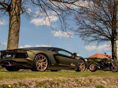 Lamborghini Aventador V12 LP700-4 - 1 OWNER - FULL - BELGIAN CAR - <small></small> 299.950 € <small>TTC</small> - #6