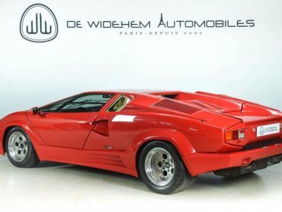 Lamborghini Countach 25 EME ANNIVERSAIRE - <small></small> 680.000 € <small>TTC</small> - #3