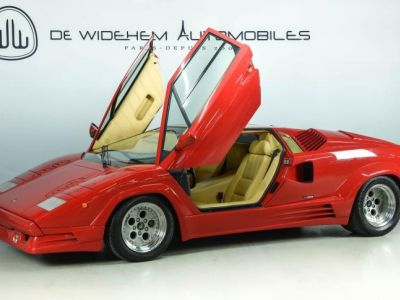 Lamborghini Countach 25 EME ANNIVERSAIRE - <small></small> 680.000 € <small>TTC</small> - #4