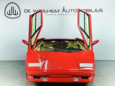 Lamborghini Countach 25 EME ANNIVERSAIRE - <small></small> 680.000 € <small>TTC</small> - #5