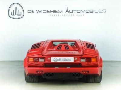 Lamborghini Countach 25 EME ANNIVERSAIRE - <small></small> 680.000 € <small>TTC</small> - #6