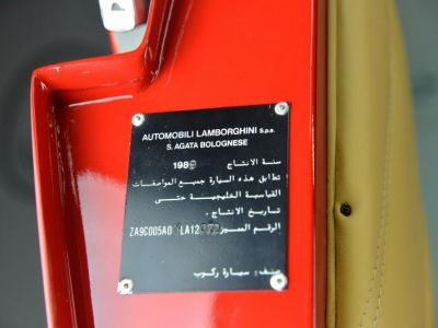 Lamborghini Countach 25 EME ANNIVERSAIRE - <small></small> 680.000 € <small>TTC</small> - #13
